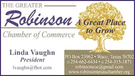 Robinson, Texas Chamber of Commerce