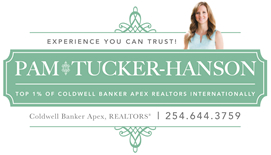 Pam Tucker-Hanson - Waco, Texas Real Estate